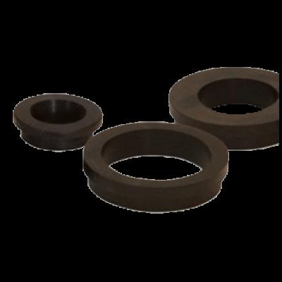Запчасти к абразивоструйным аппаратам Contracor DBS/DBS-RC/DBS-RSC: седло герметизирующего уплотнителя, тройник, фильтр, уплотнитель, сцепление
