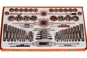 Основные типы резьбонарезных инструментов