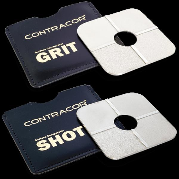 Эталон шероховатости поверхности Contracor GRIT