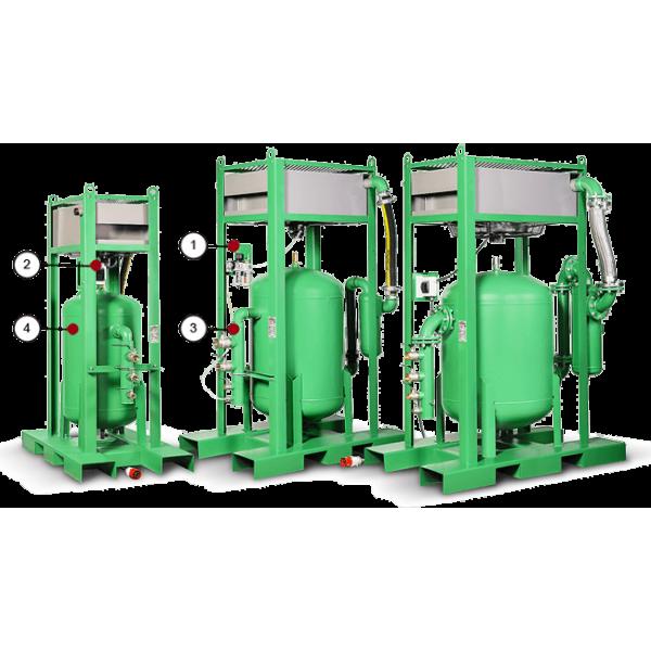 Комплексная система удаления конденсата (электродвигатель) Contracor MEX-E-3