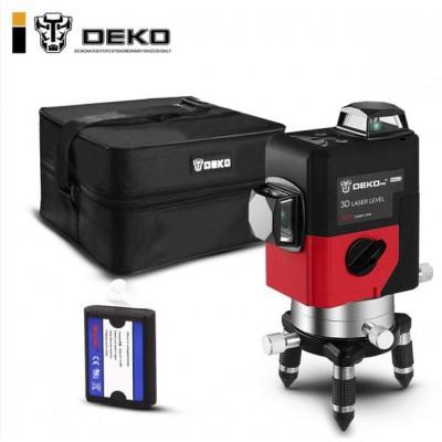 Уровень лазерный DEKO 3-D Liner 30