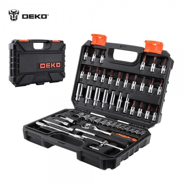 Набор инструментов для авто DEKO Auto 53