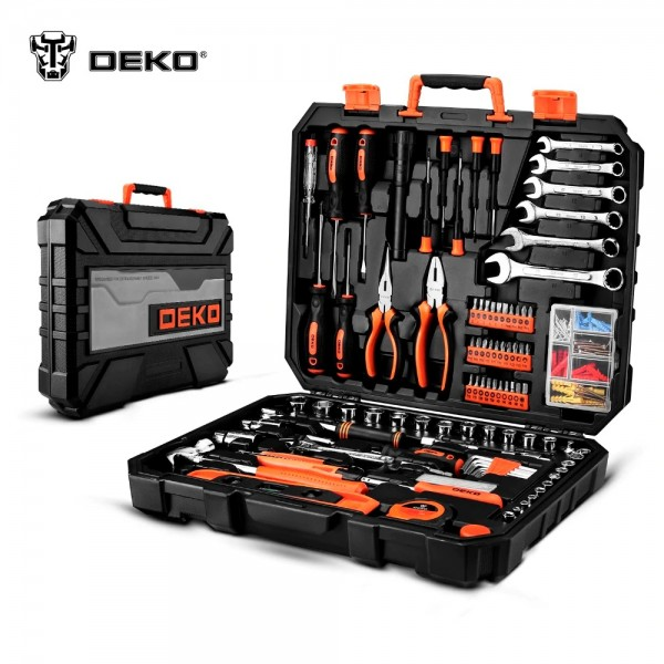 Набор инструментов для дома DEKO Premium 208