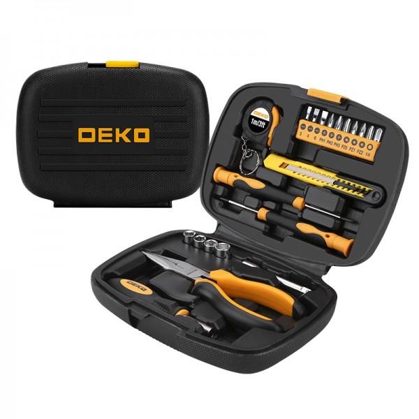 Набор инструментов для дома DEKO Start 21