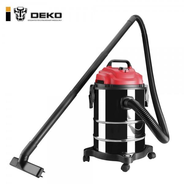 Пылесос для сбора абразива DEKO DKVC-1400-15S