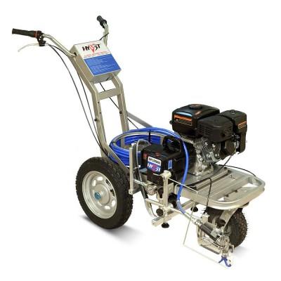 Машина для нанесения дорожной разметки HYVST SPLM 3400