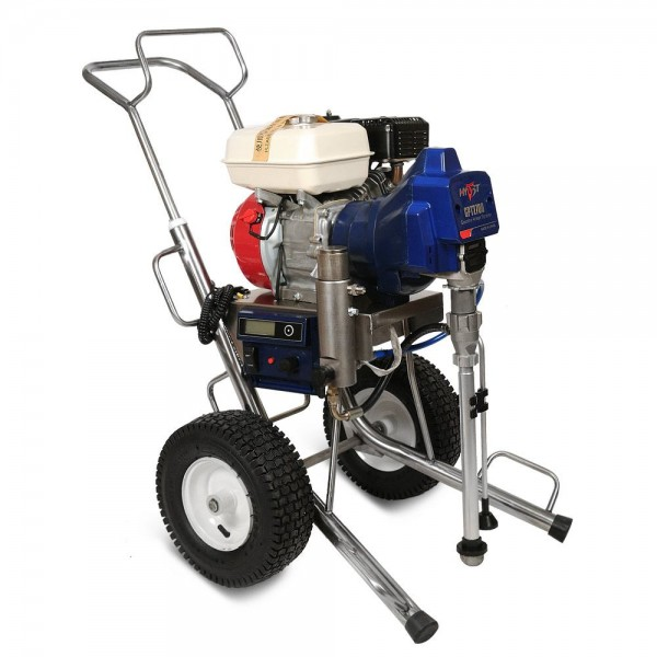 Бензиновый окрасочный аппарат HYVST GPT 2700