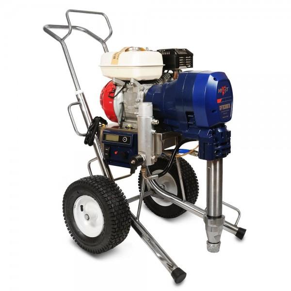 Бензиновый окрасочный аппарат HYVST GPT 8300 TX