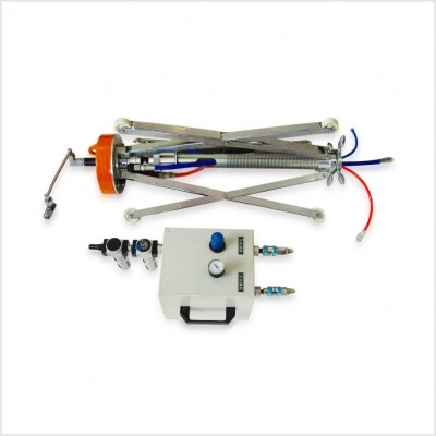 HYVST NKP-3  Устройство для покраски трубы изнутри