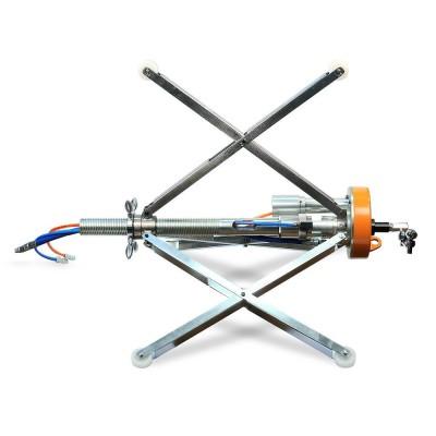 Инструменты для окраски труб изнутри