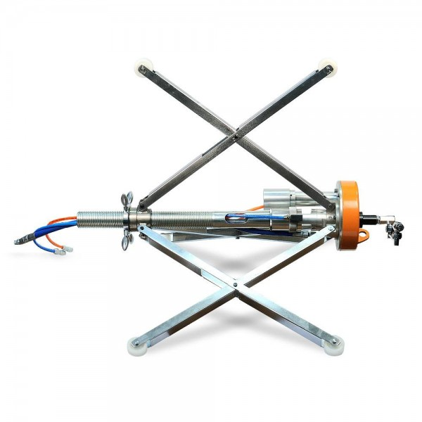 Устройство для покраски трубы изнутри HYVST NKP-2