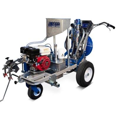Машина для нанесения дорожной разметки HYVST OTM 1700