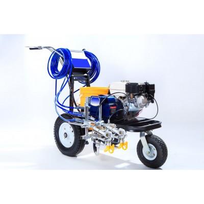 Машина для нанесения дорожной разметки HYVST SPLM 2200