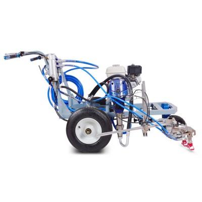 Машина для нанесения дорожной разметки HYVST SPLM 5900