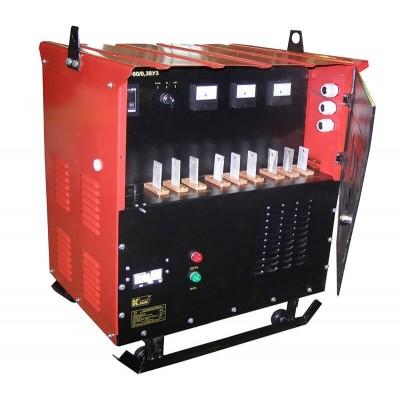 ТСДЗ-63/0,38 Трансформатор для прогрева бетона (КаВик) (без автоматики)