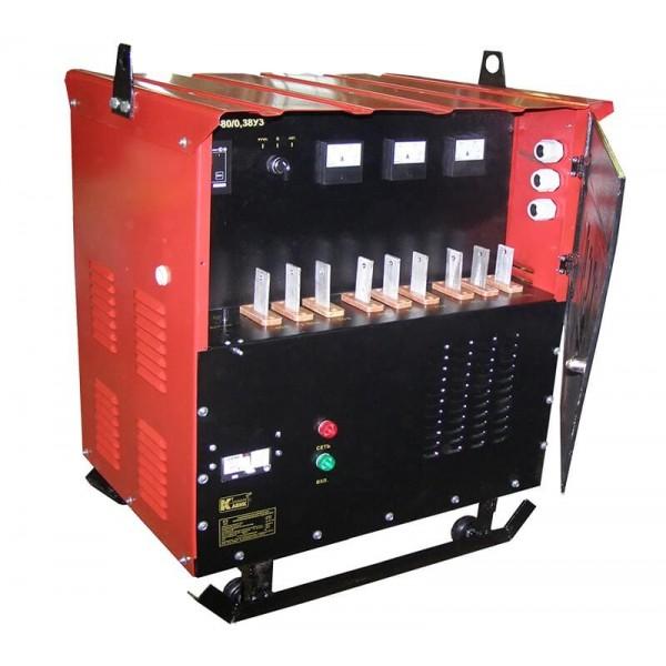 Трансформатор для прогрева бетонаТСДЗ-80/038 У3 (КаВик) (без автоматики)