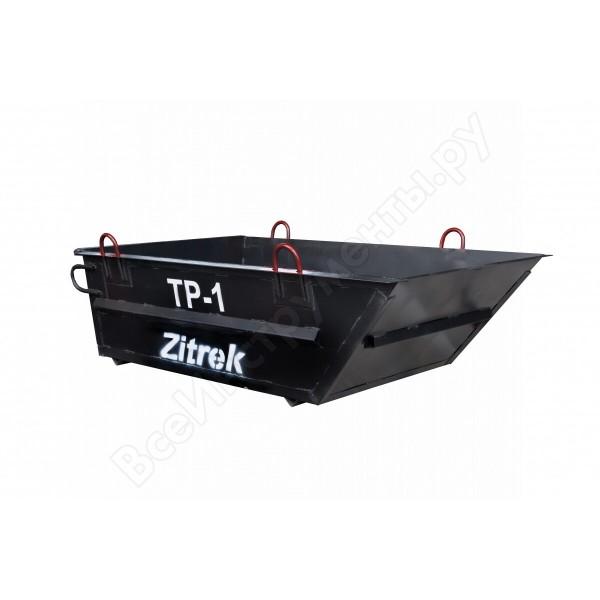 Тара для раствора Zitrek ТР-1