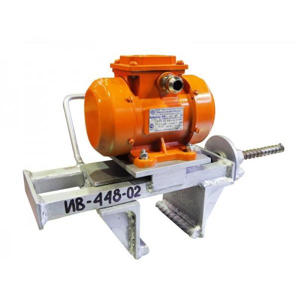 Вибратор высокочастотный для опалубки ИВ-448-02