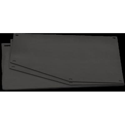 Комплект облицовки резиновый защитный для CAB-110
